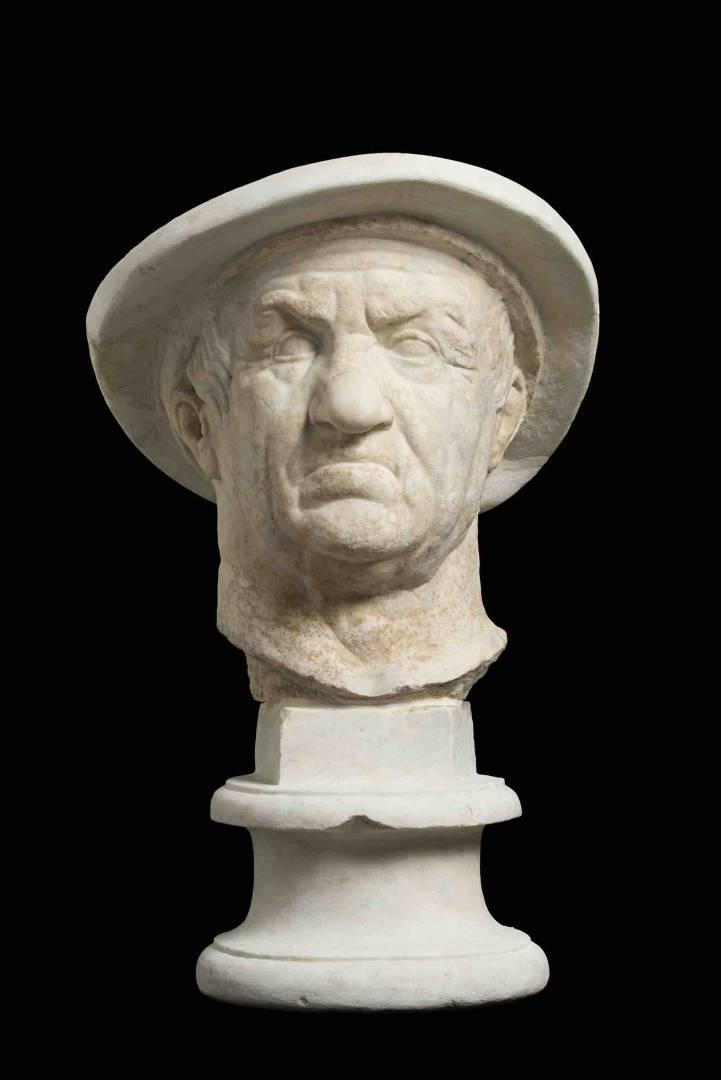 Ritratto virile c.d. Eutidemo di Bactriana